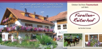 Urlaub in Bayern Luxus Ferienhaus mieten am Reiterhof