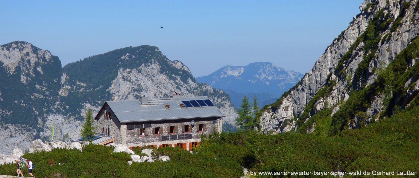 bayern-berghütten-mieten-blockhütten-bergwanderung