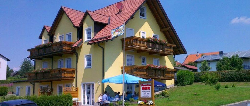 beer-zimmer-tirschenreuth-pension-mähring-ferienhaus