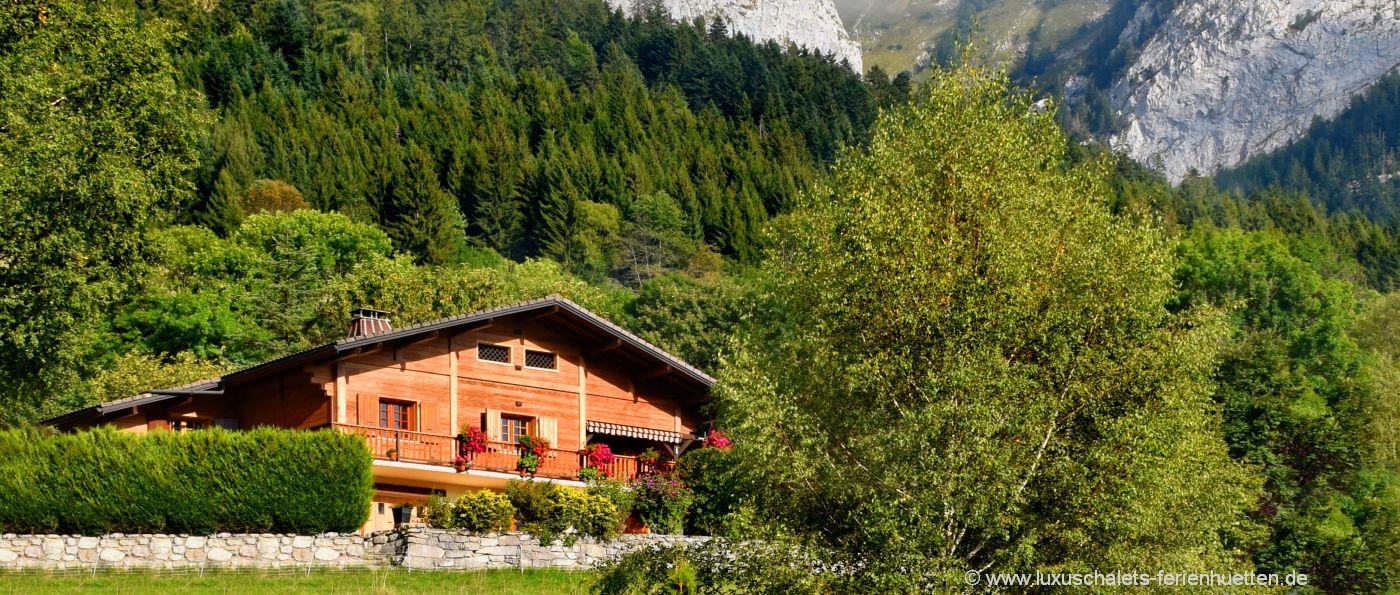 Luxus Chalets, Ferienhütten und Berghütten Zell am See