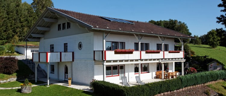 Gruppen Ferienhaus in Deutschland und Familienurlaub in Bayern