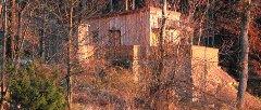 Romantische und einsame Hütte für 2 Personen in Niederbayern
