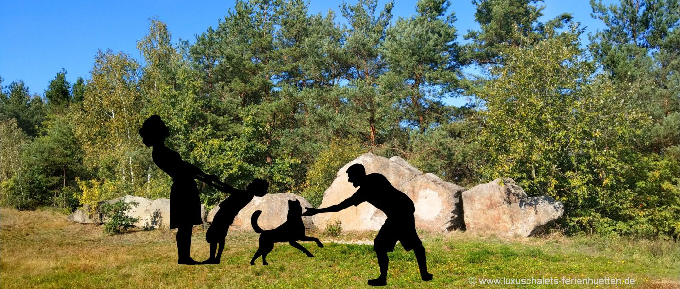 familienurlaub-bayerischer-wald-hüttenwochenende-mit-kindern-hund