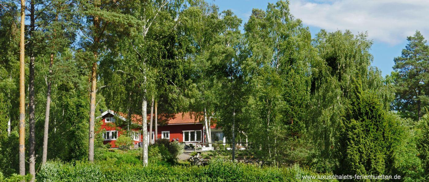 Ferienhaus in Alleinlage in Bayern abgelegene Ferienhütten