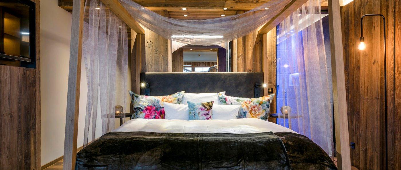Zimmer im Romantikhotel in Bayern Luxushotel für Paare