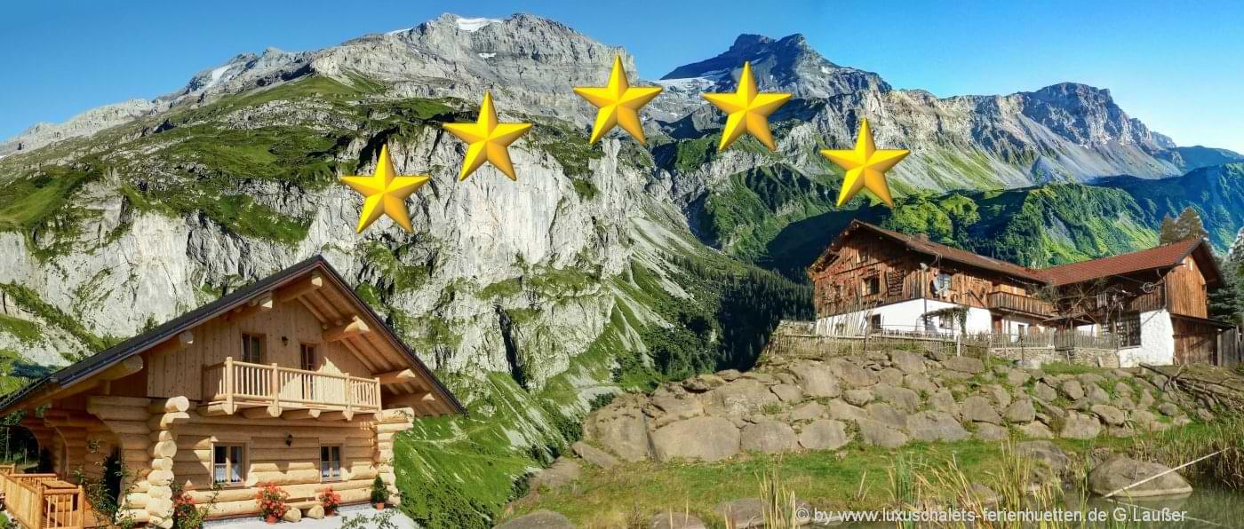 Luxus Chalets in Bayern Ferienhütten und Berghütten in Deutschland