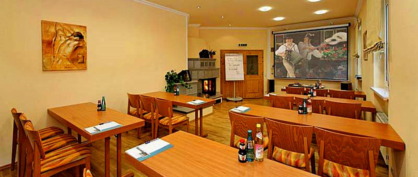 Tagungshotel für Seminare - Veranstaltungen im Tagungsraum