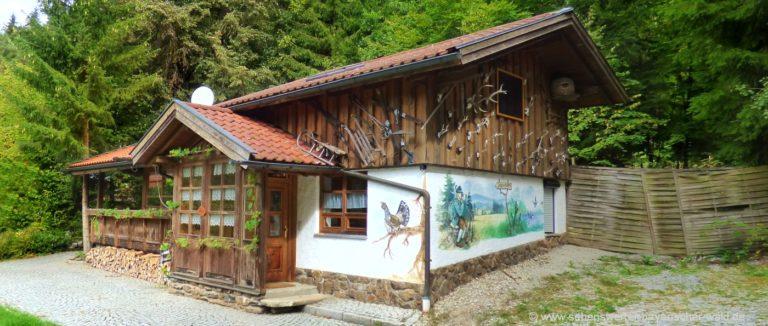 richards-jagahütten-bayerischer-wald-kurzurlaub-gruppenhaus-mieten