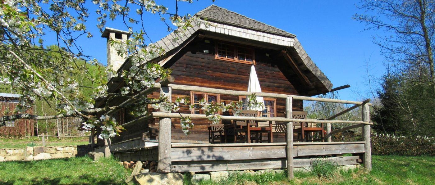 Woidhäusl bei Spiegelau - Ferienhaus am Nationalpark Bayerischer Wald