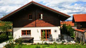 Bayern exklusive Chalets Luxus Ferienhaus mit Pool Deutschland ...